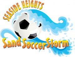 Sand Soccer Storm